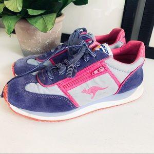 🎉WHAT🎉KANGAROOS✨Women's 6.5✨vintage early 1990's Sneakers